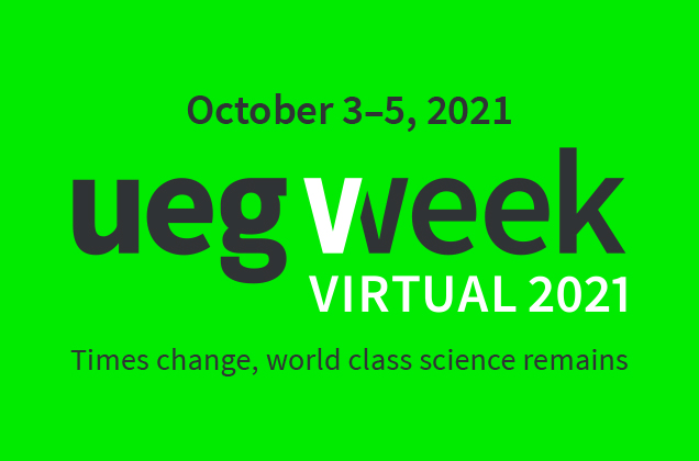 Abstract submission for UEGWeek Virtual 2021