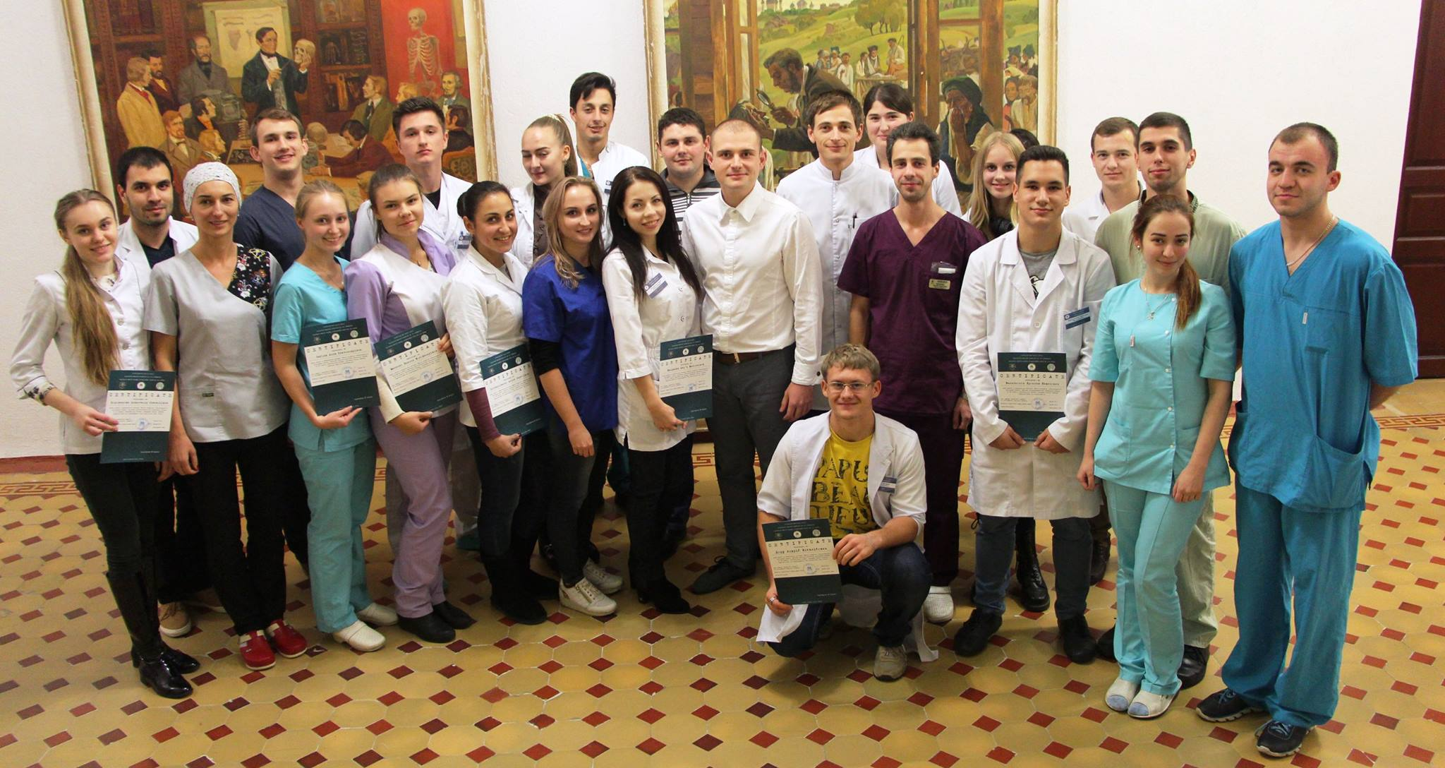 Armata Manus Basic Surgical School