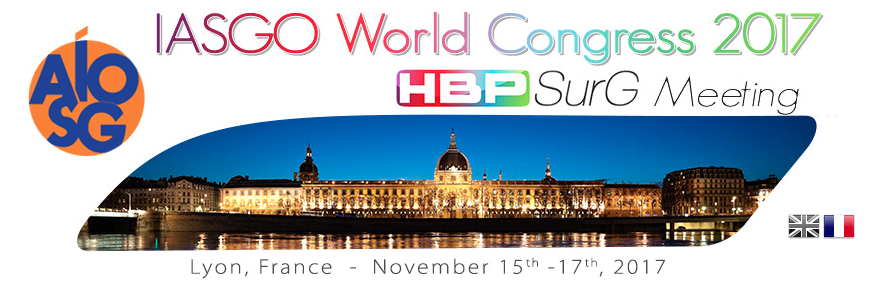 IASGO World Congress and HBPSurG Meeting 2017