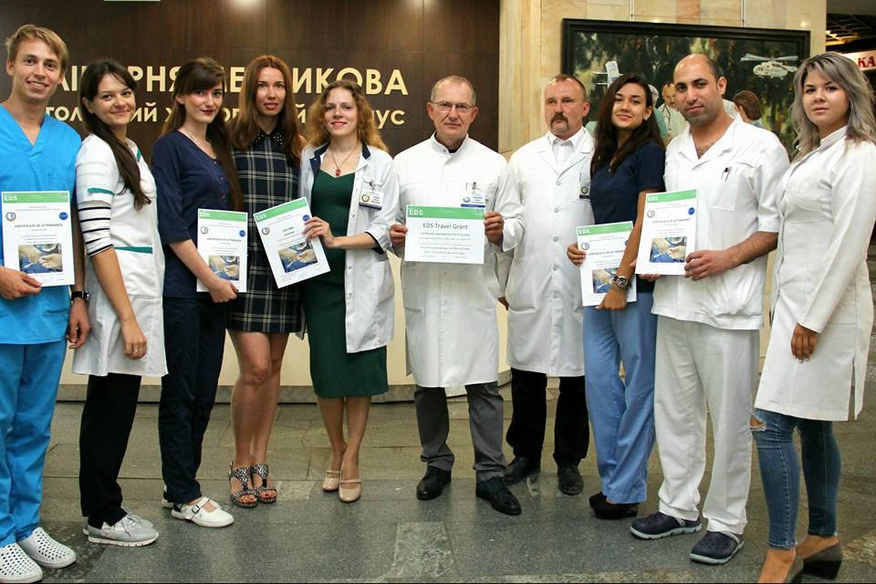 EDS Ukrainian Surgical Summer School