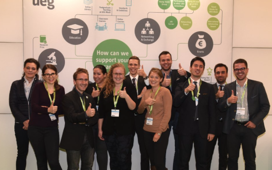Special program for you at the UEG Week 2019