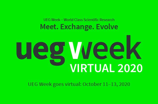 UEG Week Virtual 2020 (October 11-13)